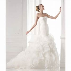 mildred 2015 collection pronovias wedding dress with tulle With pronovias wedding dresses 2015