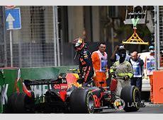 Bottas begint als snelste in Baku, Verstappen eindigt in