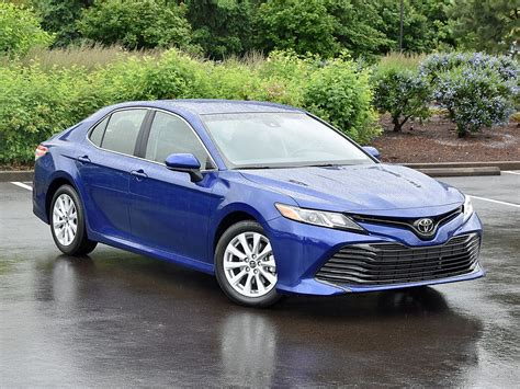 First Drive: The 2018 Toyota Camry is the best one ever ...