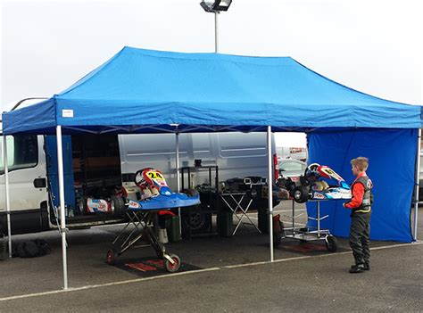 Motorsport Awning For Jack Dex Racing
