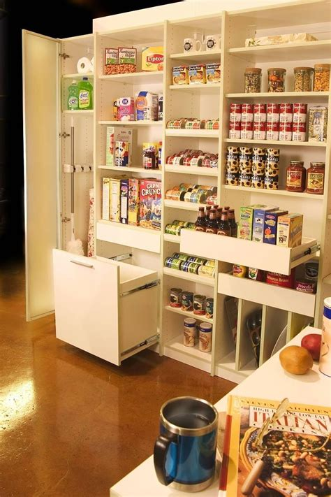 Storage Pantry by Closets To Go Pered Pantry Organizer Pantry Storage