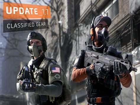 division update  adds character  customization