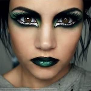 80 S Rocker Makeup Tutorial - Mugeek Vidalondon