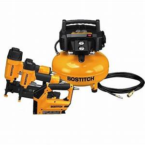 Bostitch Pancake Air Compressor Btfp3kit Compressor Combo