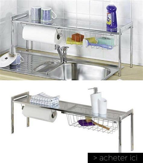 evier pour cuisine 23 objets quot gain de place quot pour optimiser l 39 espace d 39 une