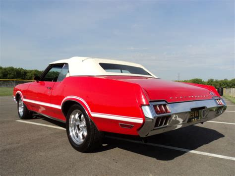 slick oldsmobile cutlass 442 convertible tribute gm 65 66 67 68 69 70 71 72 for sale