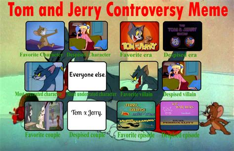 Tom And Jerry Meme - tom jerry meme