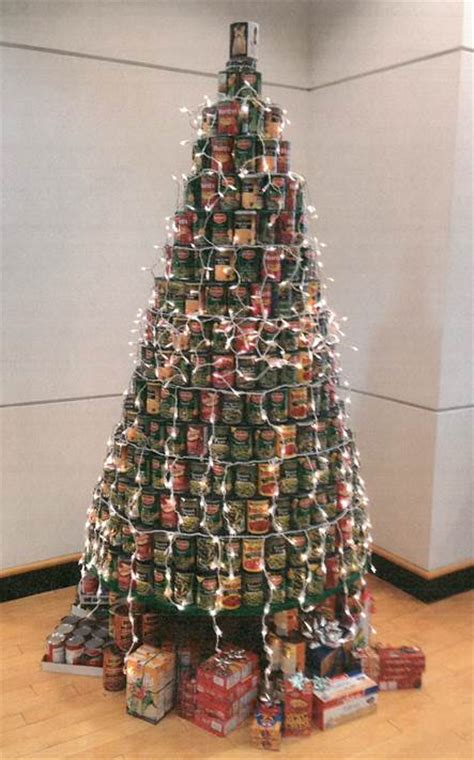 edr home office canned food drive to benefit the mid south