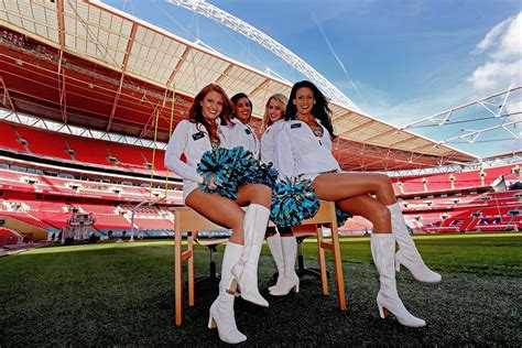 Any gambling cheerleaders are referred to as the particular roar. Gallery: The Jacksonville Jaguars cheerleaders tour London