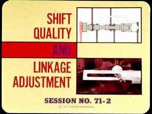 Chrysler Master Tech - 1971, Volume 71-2 Shift Quality and ...