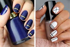 Easy nail art ideas for beginners at home how to do everything