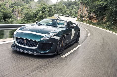 Jaguar Car : Jaguar F-type Project 7 (2015) Review By Car Magazine