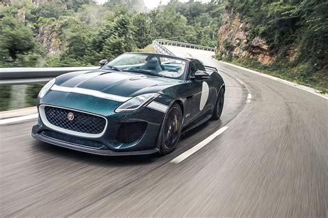 Jaguar F-type Project 7 (2015) Review By Car Magazine