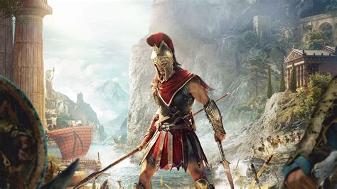 Assassin's Creed Odyssey Is Finished And Ready For Release