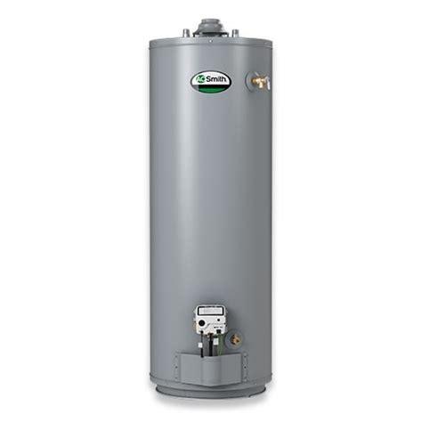 A O Smith Promax® 50 Gallon Residential Gas 40,000 Btu