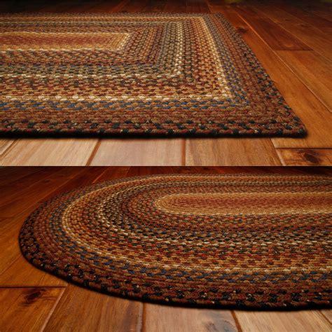 homespice decor cotton braided biscotti area rug reviews