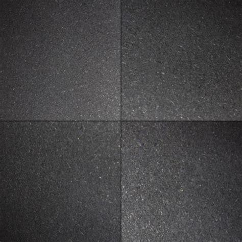 buy premium black 12x12 honed granite tile wallandtile