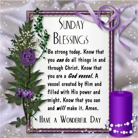 Sunday Blessings Images Sunday Blessings A Wonderful Day Pictures Photos