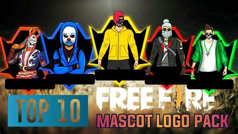 You can also make matching banners, channel art, and thumbnails, too! Free Fire Mascot Logo pack | Mascot Logo | Ultra GFX ...