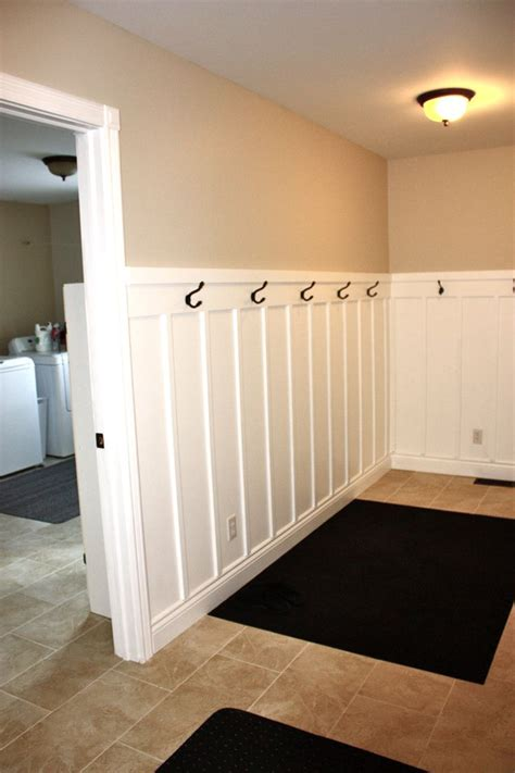 Faux Wainscoting by 1000 Images About Faux Wainscoting Diy On