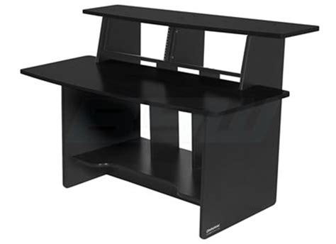 omnirax presto 4 studio desk black omnirax studio desk 28 images omnirax k88 keyboard