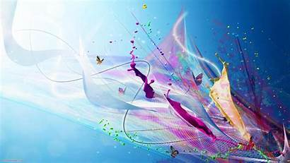Abstract Colorful Wallpapers Desktop Backgrounds Background 3d