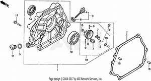 Honda Hs80 Wa Snow Blower  Jpn  Vin  Sa1