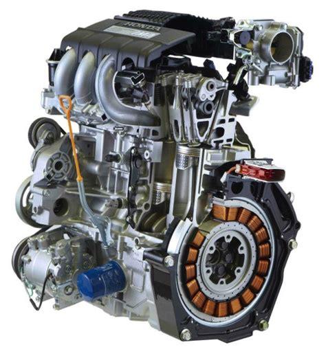 Hybrid Technology by Honda To Hybrid Technology With