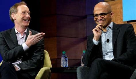 Microsoft President calling for antitrust review of Apple ...