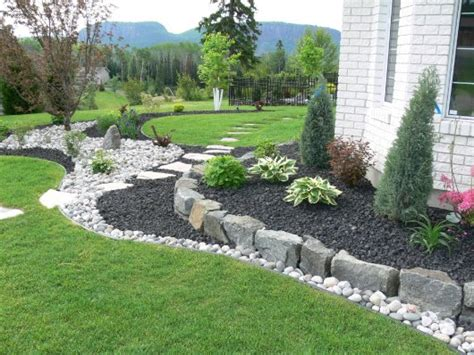 Unique Shrub Bed Designs » Artistic Landscaping Thunder