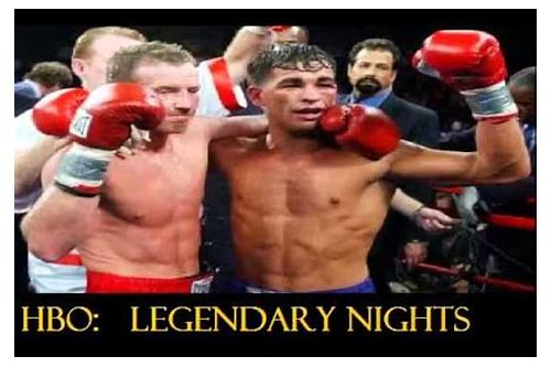 hbo legendary nights series download
