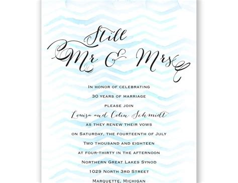free printable vow renewal invitations cobypic