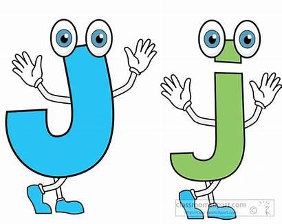 Letter Cartoon Alphabet Clipart Lower Case Upper