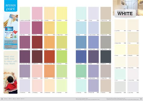 nippon paint color chart 2017 paint color ideas