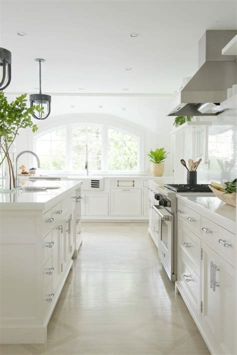 clean and bright 10 white kitchens we