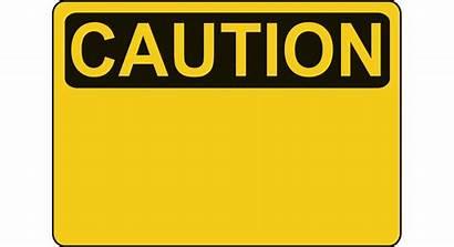 Transparent Caution Blank Clipart Sign Webstockreview Gem