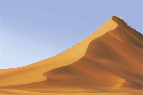 sand dume sand dune facts how are sand dunes formed dk find out