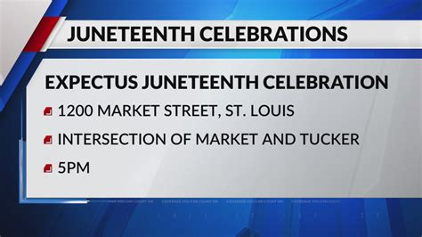 Juneteenth celebrations happening around St. Louis - The ...