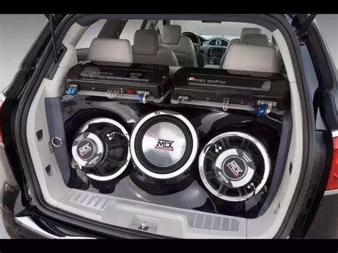 good car audio system quora