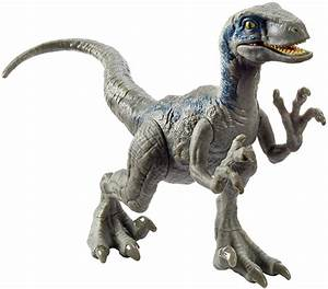 """Velociraptor """"Blue"""" - Attack Pack - Jurassic World ...  Velociraptor"""