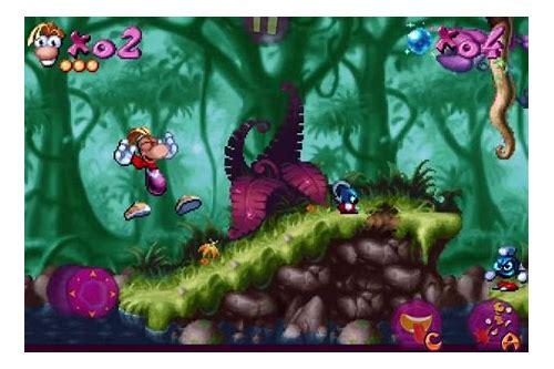 baixar rayman jungle run 2.1 1 apk