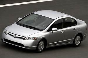 2007 Honda Civic Hybrid Overview