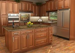 American Woodmark Kitchen Cabinets Home Depot by Buy Spice Maple Rta Ready To Assemble Kitchen Cabinets