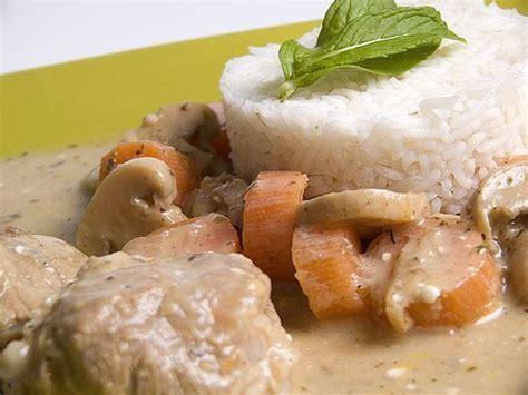 cuisine blanquette de veau blanquette de veau the foods