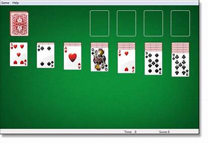 Solitaire Play Games Rules Cards Klondike Playing