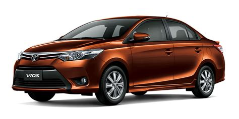 toyota vios     colors