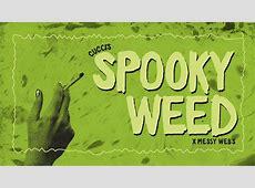 Cucci's Spooky Weed x Messy Webs Halloween 2017 Tickets