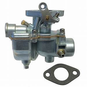 32 Farmall H Carburetor Diagram