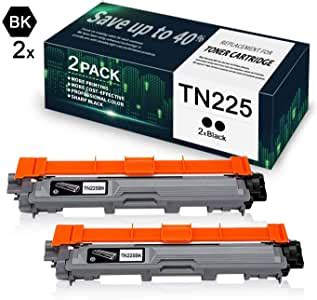 Using the software, you can enjoy all the features of your printer. Amazon.com: Black TN225BK Compatible Toner Cartridge ...