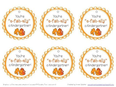 Back-to-school Student Gift Tags...a Freebie For You